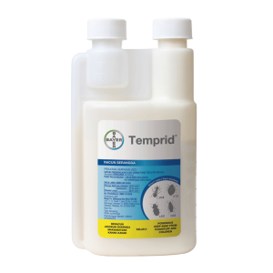 Temprid SC 200ml insecticide is a ground breaking suspention consentrate for tough to control Insects such as German Cockroaches and Fleas.
