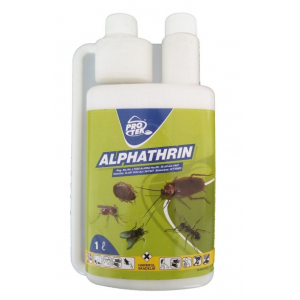 Alphathrin 1L is a great all round insecticide for the control and prevention of casual intruder insect. Service Giant is proud to supply such a versatile insecticide.